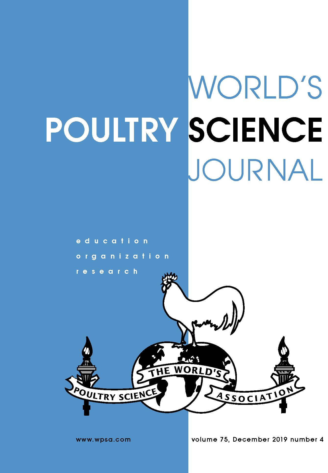 World's Poultry Science Journal